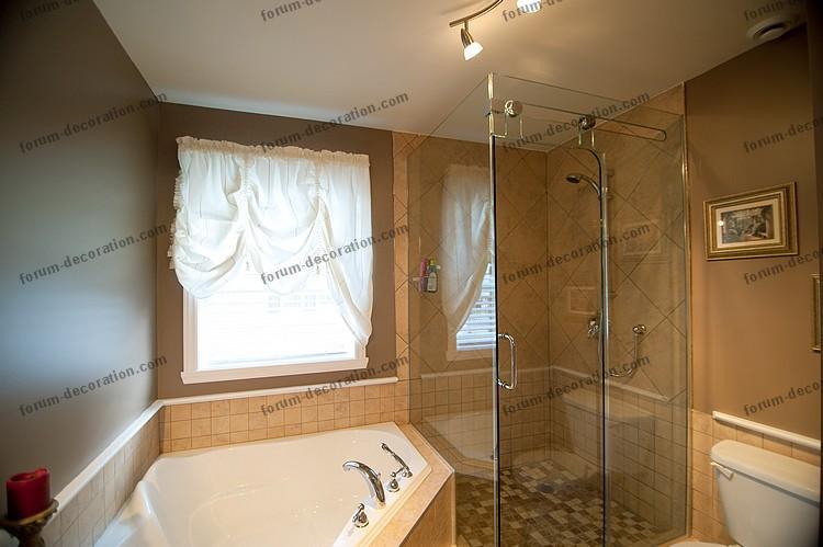 D coration petite salle de bain images pictures to pin on - Decoration de salle de bain ...